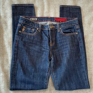Vigoss London Skinny Jeans dark wash size 28